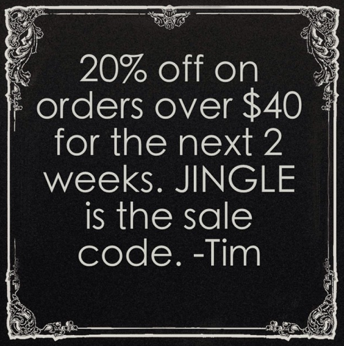 Jingle sale